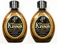Ed Hardy Coconut Kisses Tanning Bed Lotion 13.5 oz --  LOT OF 2