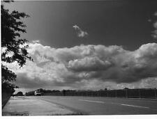 "Vintage Original Black & White Photograph The Milk Race 1980's Cycling 8"" x 6"""