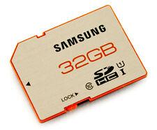 Tarjetas de memoria Samsung SDHC para cámaras de vídeo y fotográficas