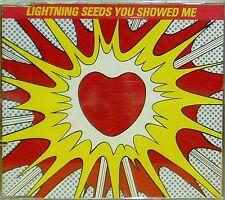 LIGHTNING SEEDS 'YOU SHOWED ME' 7-TRACK CD SINGLE