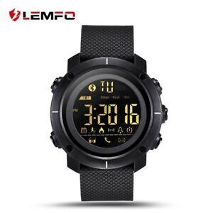 LEMFO LF19 Bluetooth IP68 Waterproof Smart Watch Sport Swim For Android iPhone