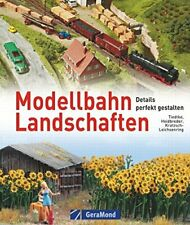 Modellbahn-Landschaften Details perfekt gestalten Modellbau Landschaft Buch