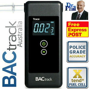 Breathalyser. Alcohol Breath Tester - BACtrack Trace Pro / XTEND® FUEL CELL