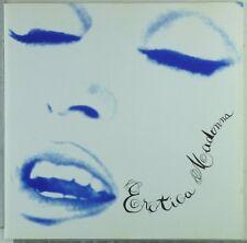 CD - Madonna - Erotica - A5554 - booklett