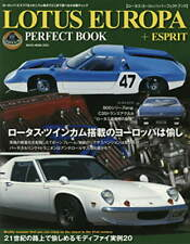 Lotus Europa Book Photo Engine 47gt Custom Chasis Overhaul Esprit Japan