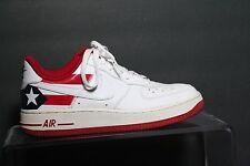 Nike Air Force 1 GA Puerto Rico Sneaker Athletic Hip Rio Olympic Multi Frogs 5Y