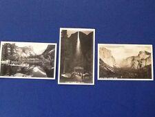 Vintage Yosemite Postcards