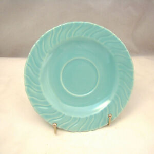 Hollydale CAPISTRANO TURQUOISE Saucer(s) READ