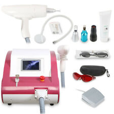 Q Switch ND YAG LASER EyebrowTattoo Removal 1064nm/532nm/1320nm Beauty Machine