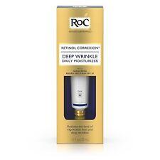 Roc Retinol Correxion Deep Wrinkle Moisturizer  1oz Day Cream