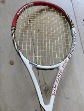 Wilson Pro Staff Six . One 100 tennis Racket Good Condition 4 1/2 AmpliFeel Tech