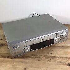 LG LV703 VCR/VHS Video Cassette Player Recorder - NTSC Playback