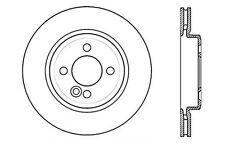 Centric Parts 121.34099 Front Disc Brake Rotor