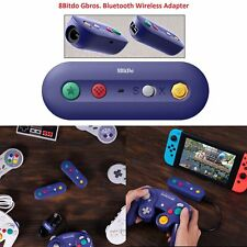 8Bitdo Gbros. Bluetooth Adapter for NS Switch Wired GameCube NES SNES Controller