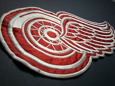 NHL Detroit Red Wings Large jersey crest patch  13 1/4 X 6 3/8     Gordie Howe