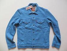 Levi's ® Jacke, Sweatjacke Gr. M, NEU ! Sweatshirtjacke im Jeansjacken Schnitt !