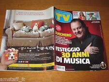 TV SORRISI E CANZONI=2012/50=ZUCCHERO=LARRY HAGMAN=VANESSA HESSLER=PSY=