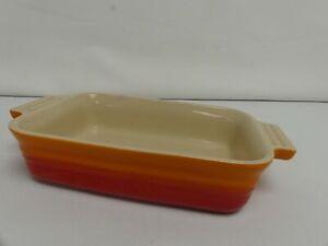 (ref288i) Small Le Creuset Baking Dish
