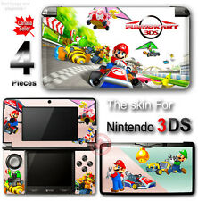 Super Mario Kart NEW SKIN VINYL STICKER DECAL COVER #4 for Nintendo 3DS
