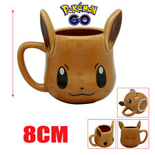 Pokemon Pocket Monster Eevee Cup Mug Coffee Cup Ceramic Water Cup Best Gift