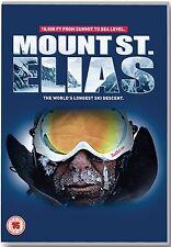 MOUNT ST. ELIAS DVD SKI DOWNHILL MOUNTAIN SKIING