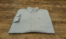 Tommy Hilfiger Striped Long Sleeve Men's Shirt Size XL