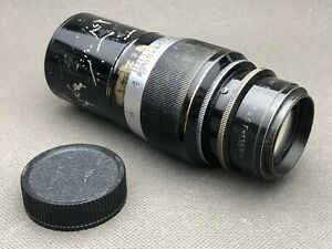 Leica Elmar Non Standard 4,5/135mm TESTED