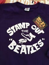 Stamp Out The Beatles Sweatshirt, the Beatles, john Lennon George Harrison 60s