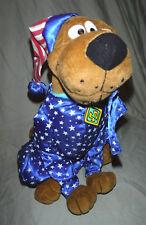"Scooby Doo 13"" Toy Network Pajamas Plush Soft Toy Stuffed Animal"
