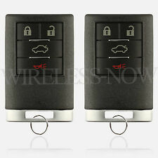 2 Car Key Fob Keyless Entry Remote 4B 2006 2007 2008 2009 2010 Chevrolet Impala