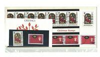 AD267) Australia 1969 Christmas Stamp Pack MUH