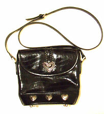 Ellington Faux Leather  Bucket Crossbody Shoulder Handbag