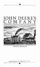 John Deere's Company (ExLib, NoDust) by Wayne G. Broehl