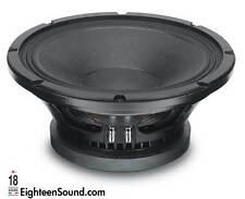 EIGHTEEN SOUND 12MB600 ALTOPARLANTE WOOFER 12 POLLICI 4 OHM 32CM 450 WATT 18soun