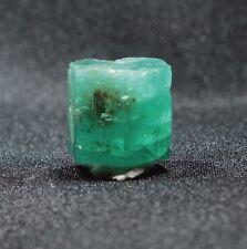 6.35 ct Ethiopian Emerald Crystal from Kenticha Mine, Oromia, Ethiopia - 8.8 mm