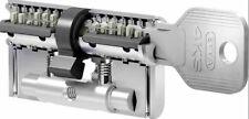 36/41 EVVA 4ks profilo cilindro 5 CILINDRETTI SERRATURA CHIAVE LOCK CYLINDER cylindre