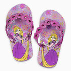 Disney Store Tangled Princess Rapunzel Flip Flop Sandals 7/8 9/10 11/12 13/1 2/3