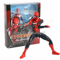 SHF Spider-Man Far From Home Upgrade Suit PVC Action Figure Toy China Version