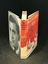 1951 Catcher in the Rye BCE HBDJ Very Good Fadiman Commentary