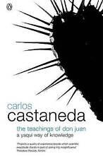 The Teachings of Don Juan, Carlos Castaneda, Book, New Paperback