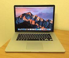 "MacBook Pro 15"", 2.3GHz Intel i7, 8GB Ram, 256 SSD,2012, Office 2016 (442/57/96)"