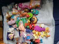 Lot Of 31 1990s Happy Meal McDonalds  Toys 12 Never Opened