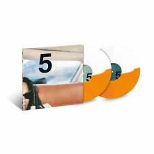 LENNY KRAVITZ-5: Exclusive Split Orange + White Edition 2 lp