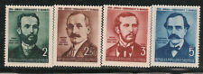 Albania Scott      461  -  464   Mint Hinged