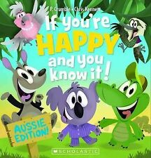 New -  If You're Happy And you Know It! by P. Crumble - Chris Kennett