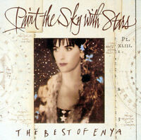ENYA ( NEW SEALED CD ) PAINT THE SKY WITH STARS / VERY BEST OF / GREATEST HITS
