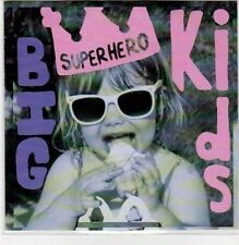(DC98) Big Kids, Super Hero - DJ CD