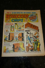 Whizzer & Chips with Krazy Comic - Date 27/01/1979 - Inc Daries pages