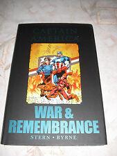 Marvel Captain America : War & RemembranceTPB Near Mint BE