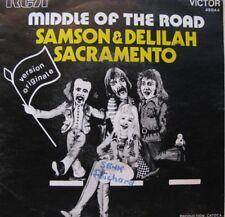 SAMSON & DELILAH SACRAMENTO middle of the road SP RARE+
